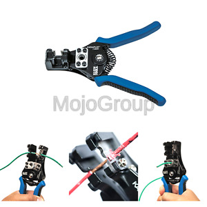 Wire Cutter And Stripper For 8 20 Awg Solid And 10 22 Awg Stranded Electrica