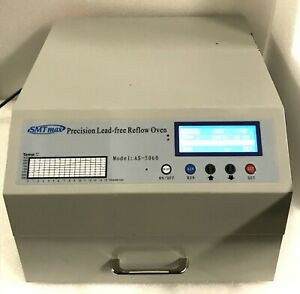 Smtmax As 5060 Precision Lead free Reflow Oven With Warranty