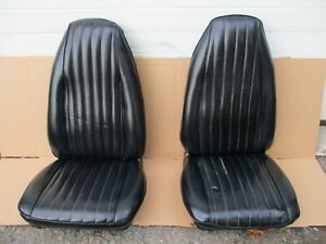 1970 1971 1972 1973 Duster Barracuda Challenger Roadrunner Charger Mopar Seats