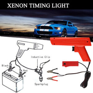 Xenon Timing Light Car Truck Zc 100 Checking Engine Lgnition Pistol Grip Tools