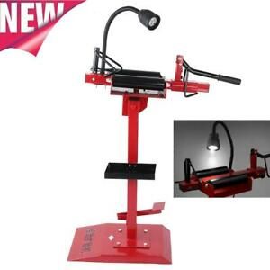 Car Truck Tire Spreader Tire Changer Repair Tires Tools Auto Equipment Led Light