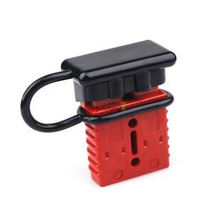 175a Battery Quick Connect Disconnect Wire Harness Plug Winch Trailer Top
