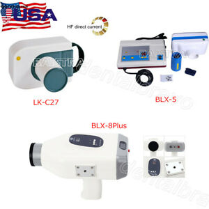 Dental X Ray Machine Portable Mobile Film Imaging Unit Low Dose System 3 Model
