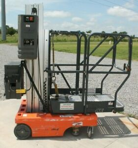 2004 Jlg 12sp Personnell Lift Genie 18 Working Height Manlift Lift Stock Picker