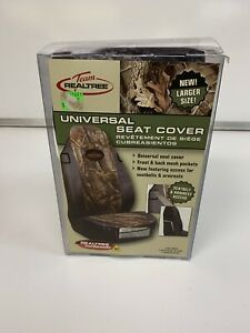 Realtree Camo Universal Seat Cover Brand New In Box