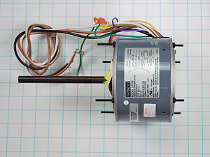 D7909 Fasco 1075 Rpm Ac Air Conditioner Condenser Fan Motor 1 4 Hp Oem
