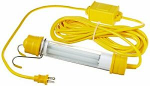 General Manufacturing 1413 2500 The Stubby Fluorescent 13 Watt Work Light With
