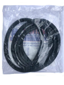Hood To Cowl Rubber Weatherstrip Seal For Plymouth Dodge 70 74 1pc