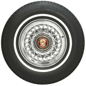 Coker Maxxis 95s 8 White Wall Radial Tire P205 75r14