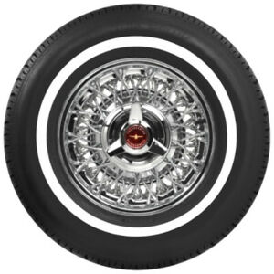 Coker P205 75r14 American Classic 1 Whitewall Radial Tire Tire Only