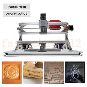 Cnc3018 Pro Diy Router Kit Engraving Machine Grbl Control 3axis For Pcb Pvc Wood
