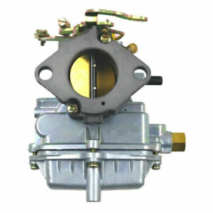 Fits For Ford 1957 1960 1962 144 170 200 223 6cyl Holley Type Carburetor New
