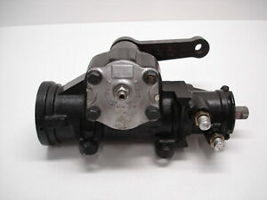 Nascar Turn One 20 1 Gm Saginaw Power Steering Box W Pitman Arm 20 Valve Sweet