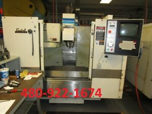1997 Fadal Vmc 15xt 4th Axis Vertical Machining Center Cnc Ref 7801468