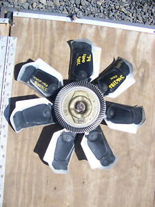 1974 Dodge Charger Plymouth Road Runner Gtx Fan 400 4 Bbl Oem 3462186