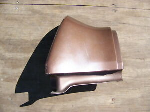 1970 Plymouth Fury Gran Coupe Lh Quarter Panel Extension Oem 2963527