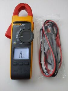 Fluke 902 Fc True Rms Ac Hvac Clamp Meter Multimeter Dmm New Test Leads