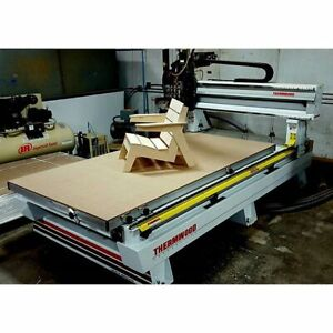 Thermwood Cs45 5 X 10 Cnc Router W C Axis 2015