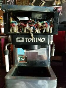 Two Unic Espress Machines phoenix Torino Parts Only
