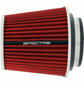 Spectre Performance 8132 Universal Clamp On Air Filter Round Tapered 3 In 3