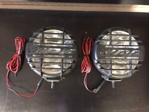 Ipf 968 Series Auxiliary Fog Lighting Kit With Guards