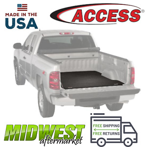 Access Black Carpet Truck Bed Mat Fits 2019 Ford Ranger 6 Bed