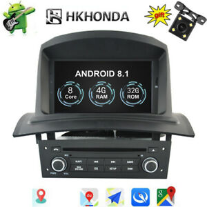 7 Android 9 0 Car Gps Navigation Head Unit Player For Renault Megane Ii 2002 08