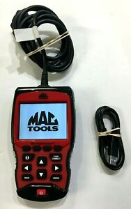 Mac Tools Taskconnect Trilingual Obd Ii Can Abs Airbag Scan Tool Et1510anx