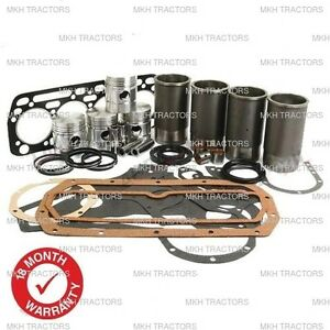 Engine Overhaul Kit For David Brown 990 Tractors 15240