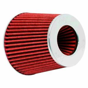 Kn Rg 1001rd Universal Clamp on Air Filter Round Tapered 3 In 3 5 In 4 In 10