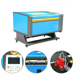 100w Co2 Usb Port Laser Engraver Cutter Engraving Cutting Machine700x500mm