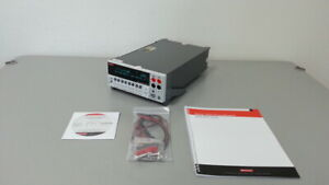 Keithley 2440 c Sourcemeter 40v 5a 50w W Contact Check 2440