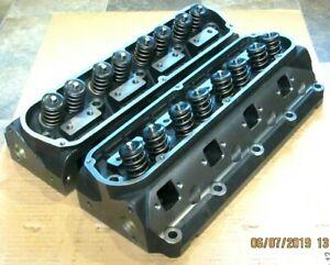 Ford Sb 289 302 351 Windsor V8 180cc 64cc 60cc Pce281 Complete Cylinder Heads