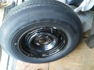 Vintage 14 Ford Steel Wheel Firestone Bias Tire 4 1 2 Lug Pattern
