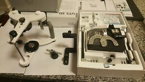 Ivoclar Stratos 100 Articulator And New Uts 3d Facebow Compete Set