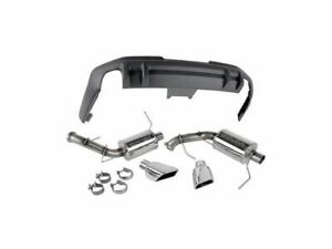 Exhaust System Roush B641gb For Ford Mustang 2011 2012 2013 2014