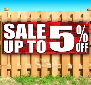 Sale Up To 5 Off Advertising Vinyl Banner Flag Sign Many Sizes Sale