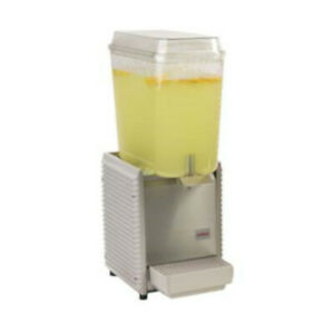 Grindmaster cecilware D15 4 Crathco Bubbler Pre mix Cold Beverage Dispenser