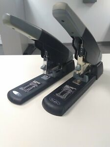 Lot Of 2 Swingline Hi capacity Heavy Duty Stapler 210 Sheet Stapler Model 90002