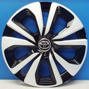 One 2017 2018 Toyota Prius Prime 61182 15 Hubcap Wheel Cover 42602 47240 Used