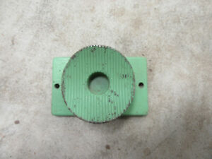 4 Ips Serrated Pipe Fusion Machine Heater Plate S210450237