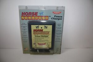 Parmak Horse Surround Low Impedance Electric Fence Charger hs 100 New