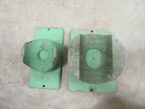 2 Ips Serrated Pipe Fusion Machine Heater Plate S450237426 And S450237288 155