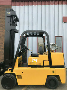 Caterpillar Forklift | MCS Industrial Solutions and Online Business