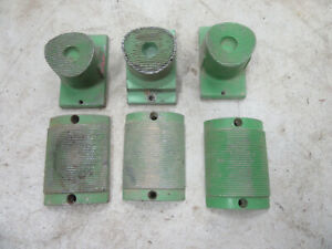 Lot Of 6 Used 3 Ips And 4 Ips Mcelroy Pipe Fusion Machine Heater Plates 208