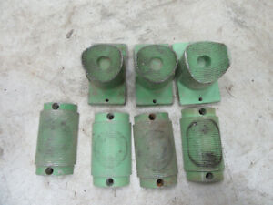 Lot Of 7 Used 2 Ips Mcelroy Pipe Fusion Machine Heater Plates 209