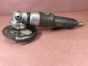 Ingersoll Rand 3445max 4 5 Air Angle Grinder