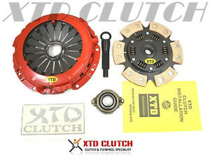 Xtd Stage 3 Racing Clutch Kit For 1997 2008 Hyundai Tiburon 2 0l Base Fx Gs 4cyl