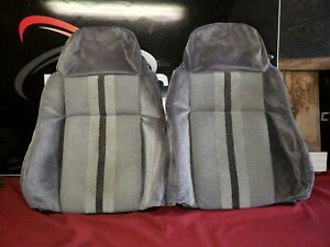 1984 1988 Pontiac Fiero Factory Seat Covers Tops Driver Or Passenger Side