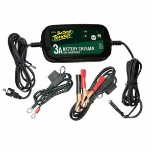 Deltran Battery Tender Power Plus 3 Amp Charger And Maintainer
